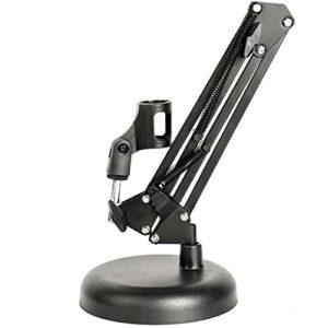 Support Table Microphone Extensible Support Paresseux 360 ° Rotabilisable Avec Briquet Articulateur Flexible Pour Microphone Mobile, Support Microphone (Color : Model B)