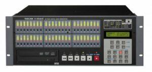 Tascam–x-48mk2multipistas de 48tracks d'enregistrement 80Go