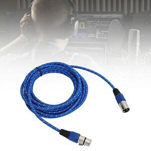Câble de microphone, câble XLR mâle à femelle Plug And Play pour microphone