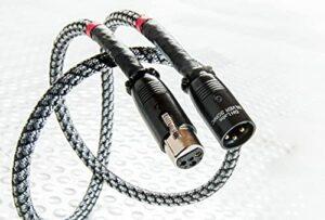 DH Labs Air Matrix XLR Câbles audio 5.0m paire