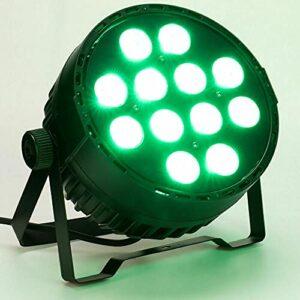 Éclairage de scène à LED PAR 120 W 12 LED RVB 4 en 1