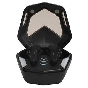 Écouteurs sans Fil Bluetooth, Écouteurs TWS Bluetooth5.1, Écouteurs de Jeu Bluetooth, Écouteurs sans Fil avec Micro, Écouteurs sans Fil, Effets Stéréo, Réduction du Bruit, Longue Durée de Vie(noir)