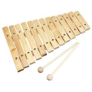 Instrument De Piano Musical En Bois à 13 Tons Avec Xylophone Pour Enfants