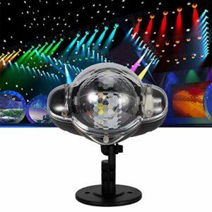 Jacksing Veilleuse, Lampe de Projection, Lampe de décoration pour Le Festival de fête