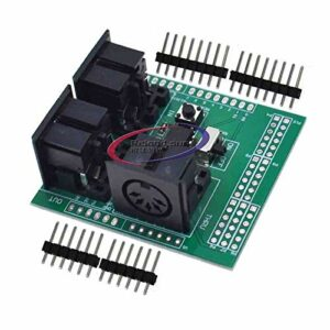 Reland Sun MIDI Shield Plaque d'interface numérique pour module de carte