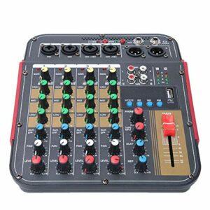 Sound Mixer Professional pour les mélomanes pour les lecteurs de musique(Transl)