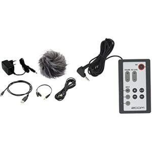 Zoom – APH-4nPRO/IFS – Pack d'accessoires pour H4nPRO Noir & RC-04 Télécommande