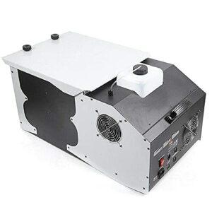 ZXCASD 3000W DMX Machine À Brouillard Vertical Temps De Chauffe 4 Minutes pour Scène De Mariage Disco DJ Bar Party Spray Jusqu'à 5M