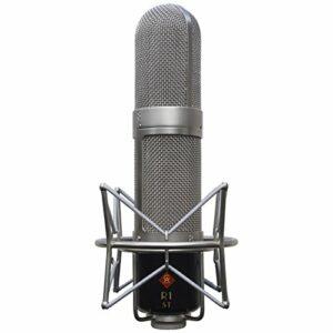 Âge d'or support pour R1ST stéréo microphone à ruban