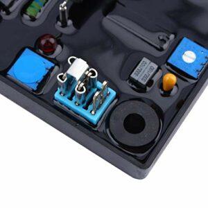Aoutecen Régulateur de Tension, Voltage Vontroller Engine AVR SX460 Automatique pour Générateur Brushless