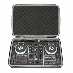 Étui de Voyage Rigide Housse Cas pour Numark Party Mix Contrôleur DJ USB 2 Voies par co2CREA