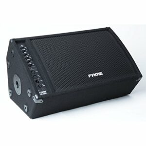 Moniteurs Actifs – Fame Audio SM-250 A retour 12″/1″, 2 voies, actif