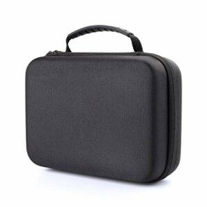 MYBOON Portable étui de Transport boîte de Sac de Rangement pour Zoom H1 H2N H5 H4N H6 F8 Q8 Kit enregistreur Sac de Rangement Noir