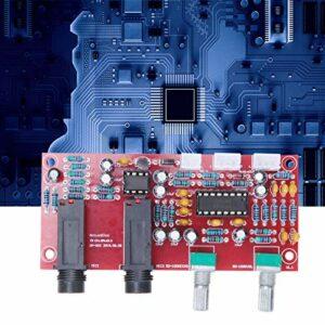 PT2399 carte de réverbération d'amplificateur carte d'amplificateur de Microphone numérique réverbération karaoké carte d'amplificateur OK pour cinéma maison