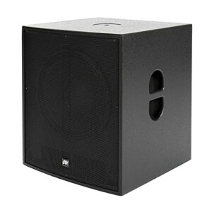 Subwoofers Actifs – MUSIC STORE Go! Sub 15A