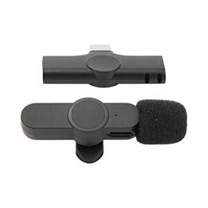 CUTULAMO Micro-Cravate, Accessoires d'enregistrement d'équipement de Diffusion en Direct avec Sac de Rangement pour la Maison Apprendre pour l'enseignant Ouvrier