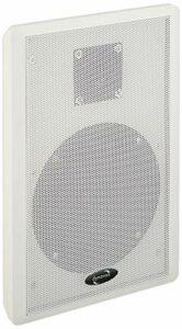 Dynavox WS-502 Flatpanel Enceintes plates 40 Watts Paire Blanc (Import Allemagne)