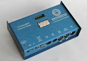 DecaBox MIDI vers RS232 Convertisseur bidirectionnel