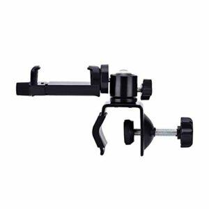 Dibiao Support de montage pour caméra de bébé, rotatif à 360 degrés, réglable, flexible