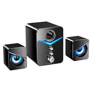 POO Ordinateur Audio de Bureau Haut-Parleur Durable Filaire USB Ordinateur Portable Haut-parleurs de téléphone Portable édition Standard